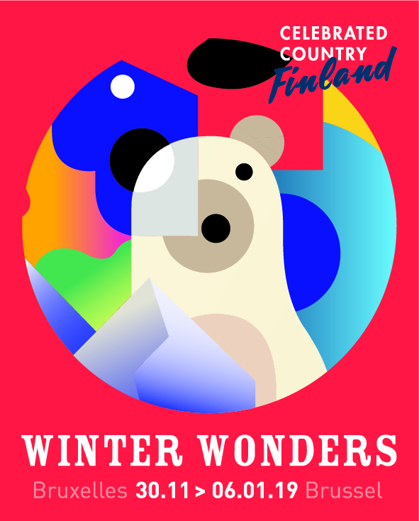 Finland Christmas Market 2019.Kainuu And Wild Taiga In Brussels 30th Nov 2018 6th Jan 2019